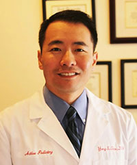 Dr. Yong S. Chae Crawfordsville Indianapolis Podiatrist Foot Doctor