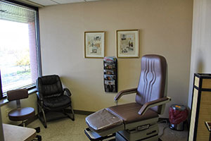 Foot Doctor Patient Room Two